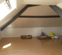 peinture, remplacement radiateur